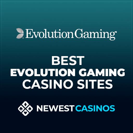 Evolution Gaming Casino Sites