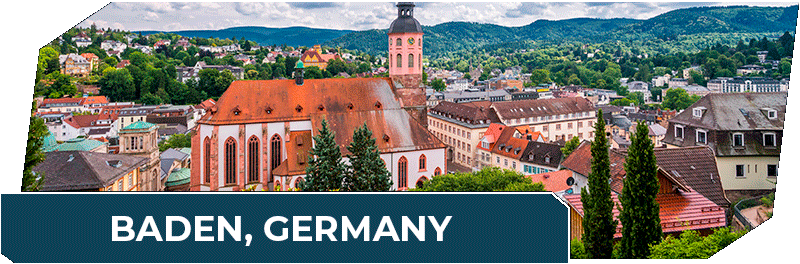 Baden Germany Gambling Destination