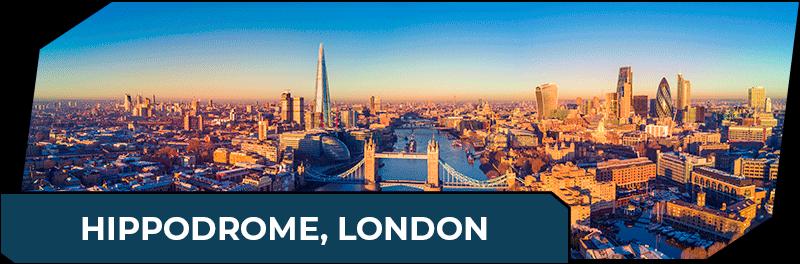 Hippodrome London Gambling Destination