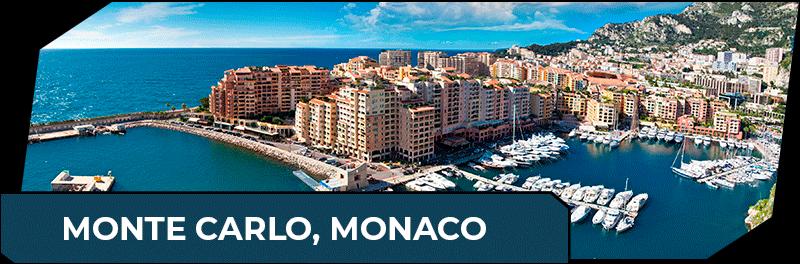 Monte Carlo Monaco Gambling Destination