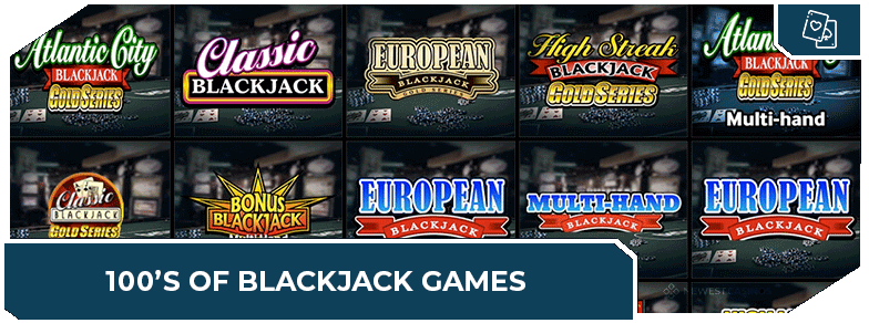 online blackjack casino game types