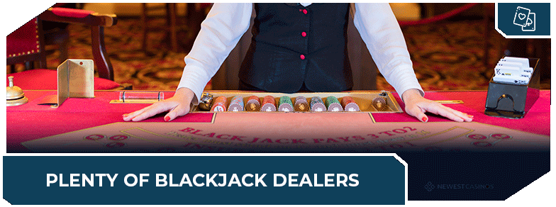 online blackjack casino live dealer games