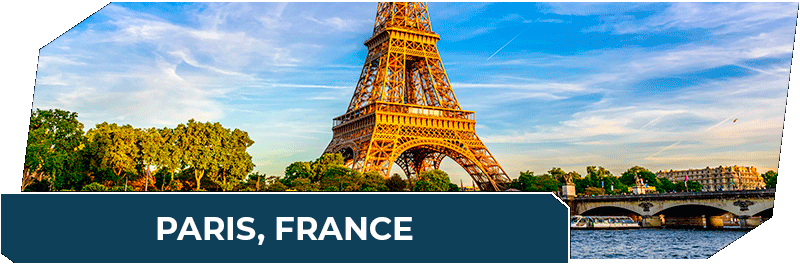 Paris France Gambling Destination