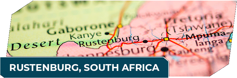 Rustenburg South Africa Gambling Destination