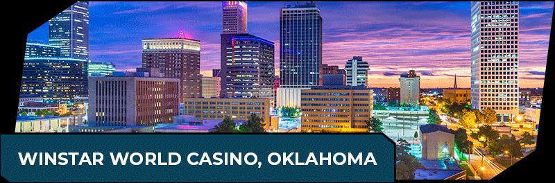 Winstar World Casino Oklahoma Gambling Destination