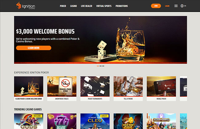 Ignition Casino Withdrawal Review