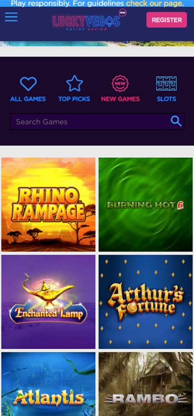 Lucky Hill Online Casino