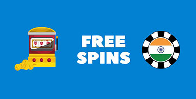 Free spins are popular with online slots.