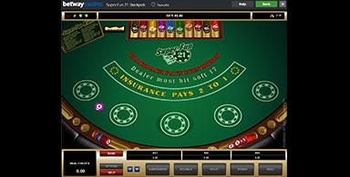 Alternative forms of Blackjack