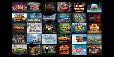 Great choice of video slots at Betway!